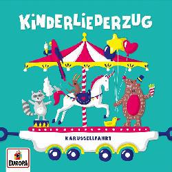 Kinderliederzug-Karussellfahrt