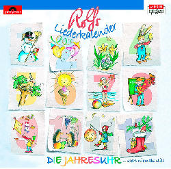 Rolfs Liederkalender: Die Jahresuhr