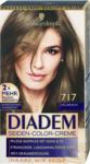 dm Diadem Seiden-Color-Creme dauerhafte Haarfarbe - Nr. 717 Hellbraun