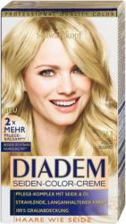 Diadem Seiden-Color-Creme dauerhafte Haarfarbe - Nr. 711 Hellblond