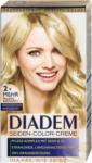 dm Diadem Seiden-Color-Creme dauerhafte Haarfarbe - Nr. 711 Hellblond