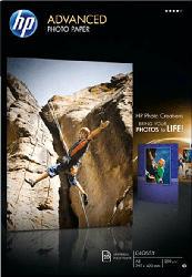 Advanced Fotopapier hochglänzend 20 Blatt A3 297x420mm (Q8697A)