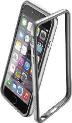 Bumper für Apple Iphone 6/6s Satin-Dunkelgrau