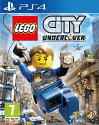 LEGO City: Undercover - [PlayStation 4]