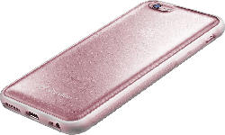 Schutzhülle Selfie für Apple iPhone 6/6s, transparent/pink (38184)