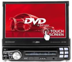 Autoradio RDD579DAB-BT mit 7 Zoll TFT-LCD touch screen