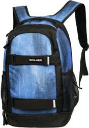 WALKER Rucksack Count blau