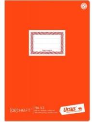 URSUS Ö-KLASSIKER Heft A4 mit Korrekturrand 40 Blatt liniert