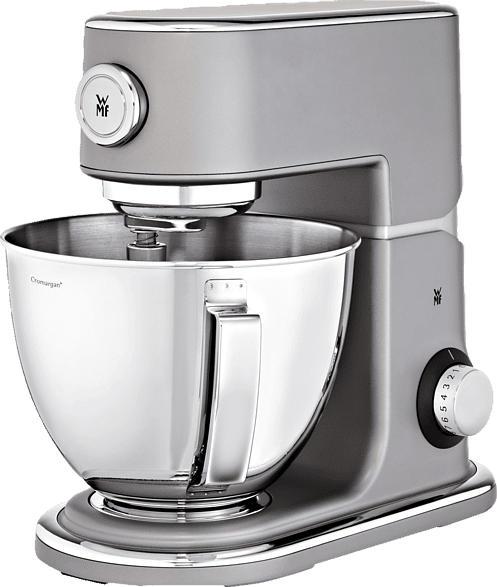 WMF 04.1632.0071 Profi Plus Küchenmaschine Grau 1000 Watt