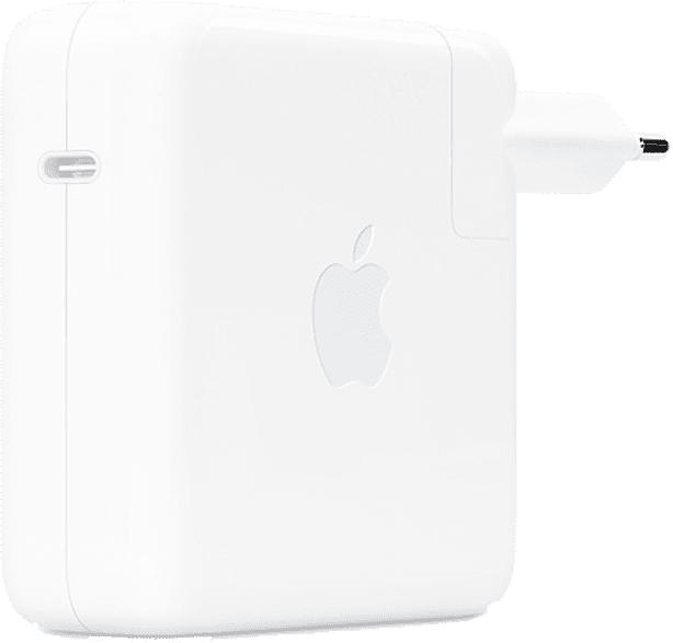 96W USB‑C Power Adapter, Netzteil für MacBook, Weiß (MX0J2ZM/A)