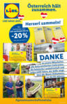 Lidl Österreich LIDL Flugblatt Flugblatt - bis 15.04.2020
