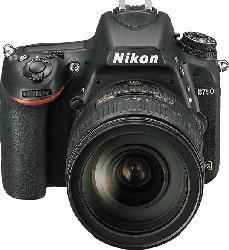 D750 mit Objektiv AF-S VR 24-120mm 4.0G ED
