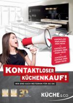 Küche&Co - Kontaktloser Küchenkauf!