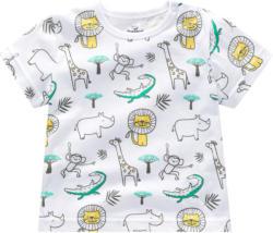 Baby T-Shirt mit Allover-Print (Nur online)