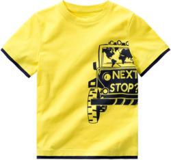 Jungen T-Shirt im Layer-Look