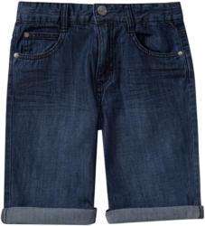 Jungen Jeansshorts mit Canvasgürtel (Nur online)