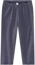 Mädchen Capri-Leggings im Ringel-Look