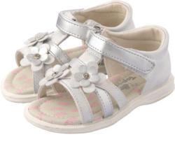 Baby Sandalen mit Blüten-Applikationen (Nur online)