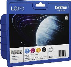 LC 970 Valuepack Schwarz+Colour