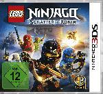 MediaMarkt LEGO Ninjago: Schatten des Ronin (Software Pyramide) [Nintendo 3DS]