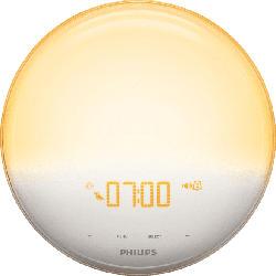 Wake-up Light HF3531/01 mit Licht und Ton, weiß