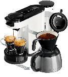 Saturn Kaffeemaschine 2-in-1 HD6592/00 Senseo Switch, weiß