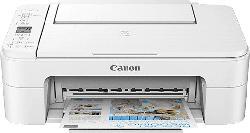 Multifunktionsdrucker PIXMA TS3351 weiß, Tinte (3771C026)