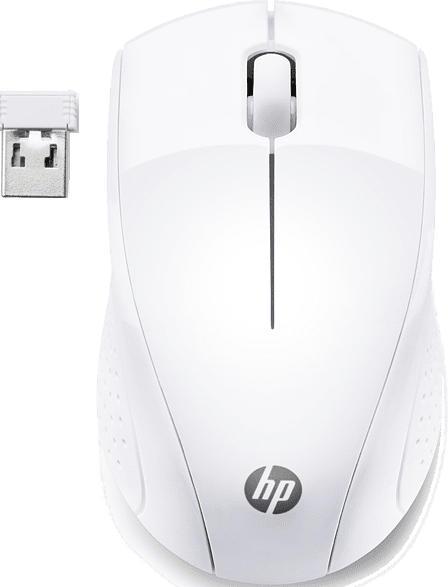 Wireless Mouse 220 (Snow White)