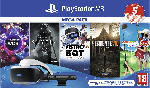 Saturn PlayStation VR Mega Pack 2: PlayStation VR, PlayStation Camera, 5 Spiele (VOUCHER)