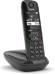 Schnurlostelefon AS690, schwarz (S30852-H2816-C101)