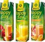 Nah&Frisch Happy Day 100% Apfel-, Orangen-oder Multivitaminsaft - bis 14.04.2020