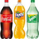 Nah&Frisch Coca-Cola, Fanta, Sprite oder Mezzo Mix - bis 06.10.2020