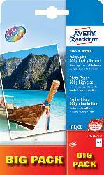 Superior Inkjet Fotopapier, 10x15, 200 g/m², 100 B (C2549-100)