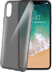 TPU Schutzhülle für Apple iPhone X/XS, schwarz (GELSKIN900BK)