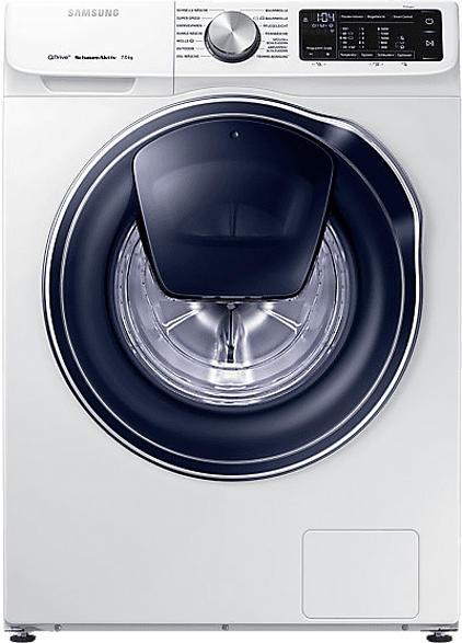 Waschmaschine WW7AM642OPW/EG mit 7 kg, QuickDrive und 1400 U/Min in Weiß