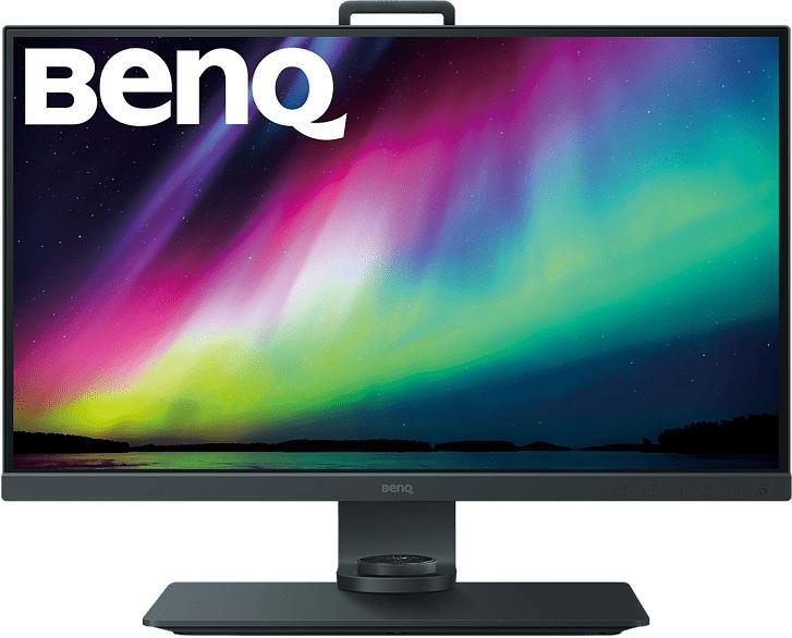 Monitor SW271 27 Zoll 4K UHD Color Management IPS Display für Fotografen - (Ausstellungsstück)