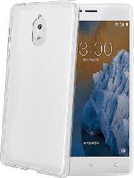 Schutzhülle TPU für Nokia 3.1, transparent (GELSKIN766)
