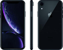 iPhone XR 64GB, Schwarz