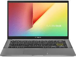 Notebook VivoBook S14, i5-1035G1, 8GB/512GB, GeForce® MX350, 14 Zoll FHD, schwarz (90NB0RD4-M01160)