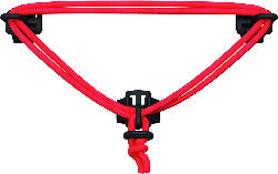 Carryygum Lenkerspannband 105cm Rot