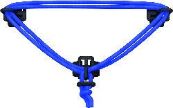 Carryygum Lenkerspannband 105cm Blau