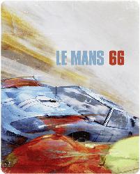 Le Mans 66: Gegen jede Chance Steelbook Edition
