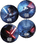 Saturn Star Wars: the Rise of Skywalker (Picture Disc)
