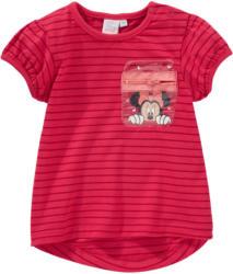 Minnie Maus T-Shirt im Ringel-Look