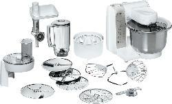 Küchenmaschine MUM 48140 DE PROFI MIXX WEISS/SILBER