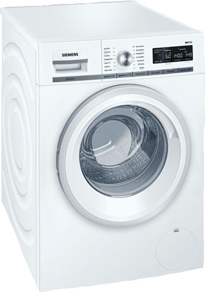 SIEMENS WM14W570  Waschmaschine (8.0 kg, 1360 U/Min., A+++)