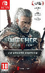 Saturn The Witcher 3: Wild Hunt - Complete Edition