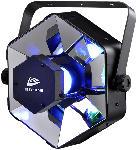 Saturn Beam Twister LED-Lichteffekt 32 Watt RGBW-LED