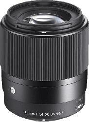 Objektiv Contemporary AF 30mm 1.4 DC DN für Sony E, schwarz