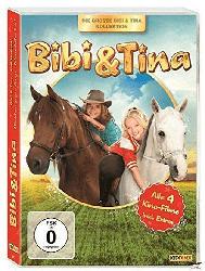 Bibi & Tina 1-4